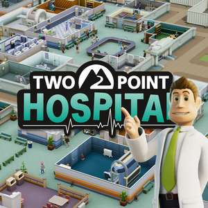 Two Point Hospital sur PC (Dématérialisé - Steam)
