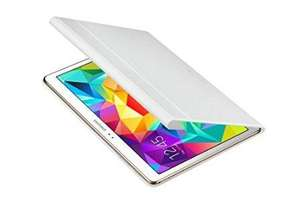 Samsung Book Cover blanche pour tablette Samsung Galaxy Tab S
