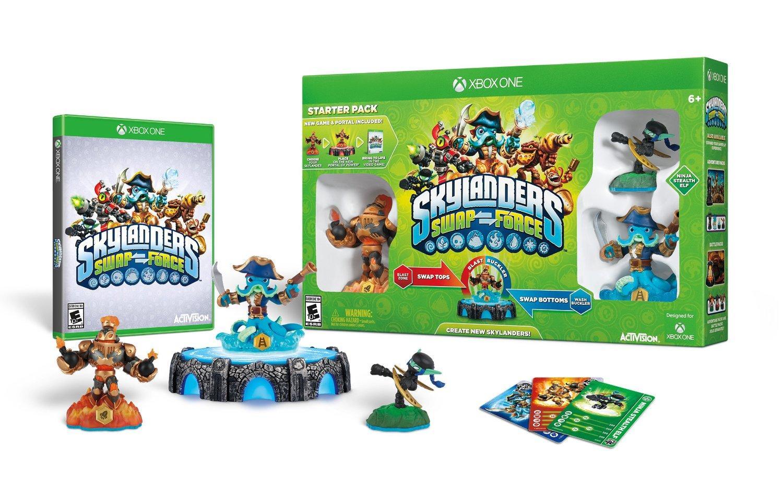 Skylanders Swap Force sur Xbox One