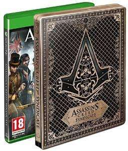 Assassin's Creed Syndicate + Steelbook exclusif sur Xbox One