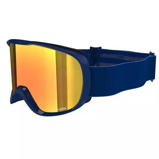 Masque de ski ou snowboard pour enfant ou adulte Wedze G 500