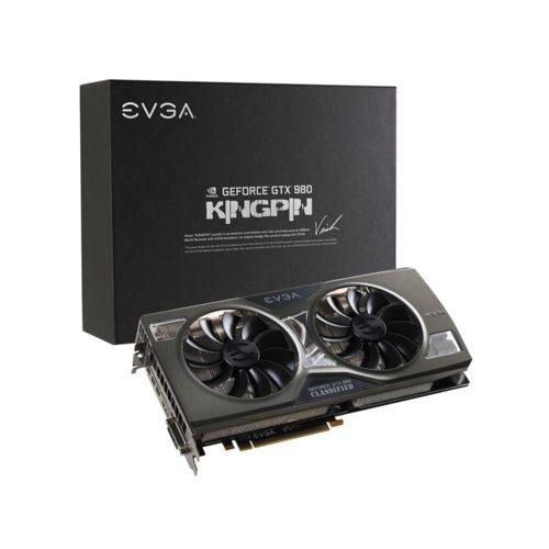 Carte graphique Evga - GeForce GTX 980 Gaming - 4 Go