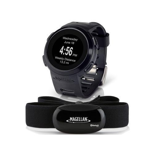 Montre sportive Magellan Echo Smart HRM Bluetooth + Ceinture de fréquence