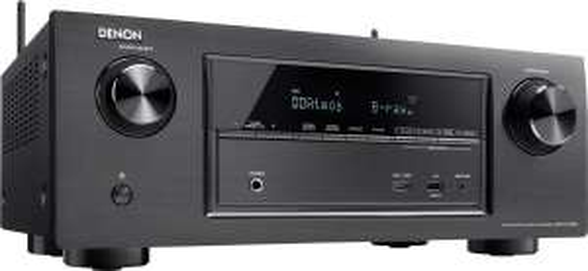 Ampli Home Cinéma 7.2 Denon AVRX3200W Noir