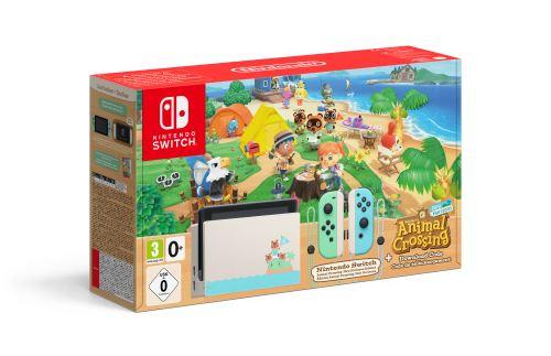[Adhérents] Console Nintendo Switch Animal Crossing + 50€ sur votre compte fidélité