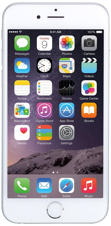 Smartphone Apple iPhone 6 - 128 Go Argent