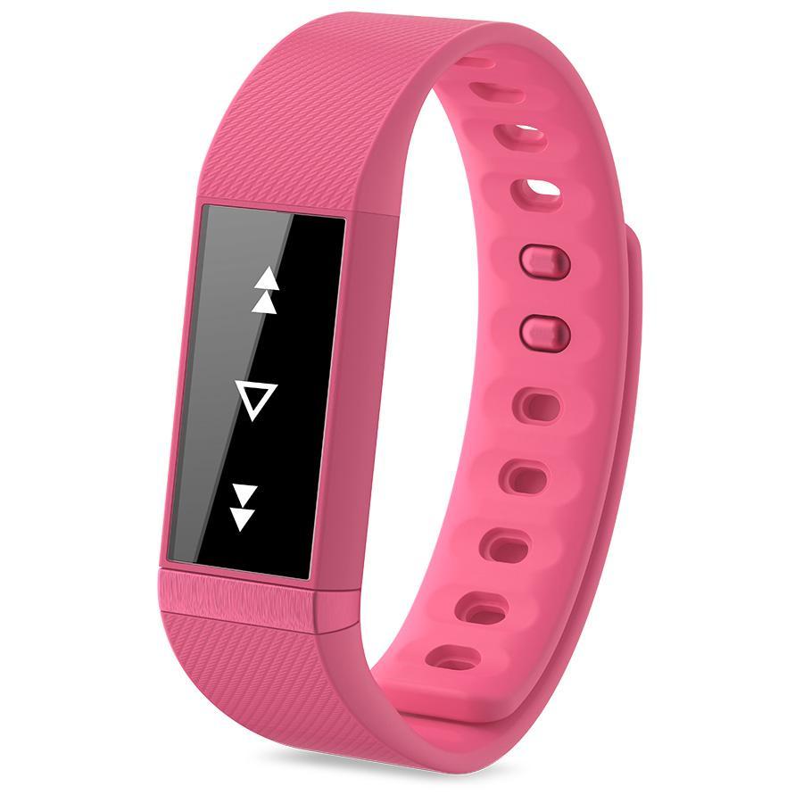 Bracelet connecté Acer Leap Pink