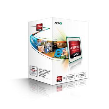 Processeur socket FM2 AMD A4-7300