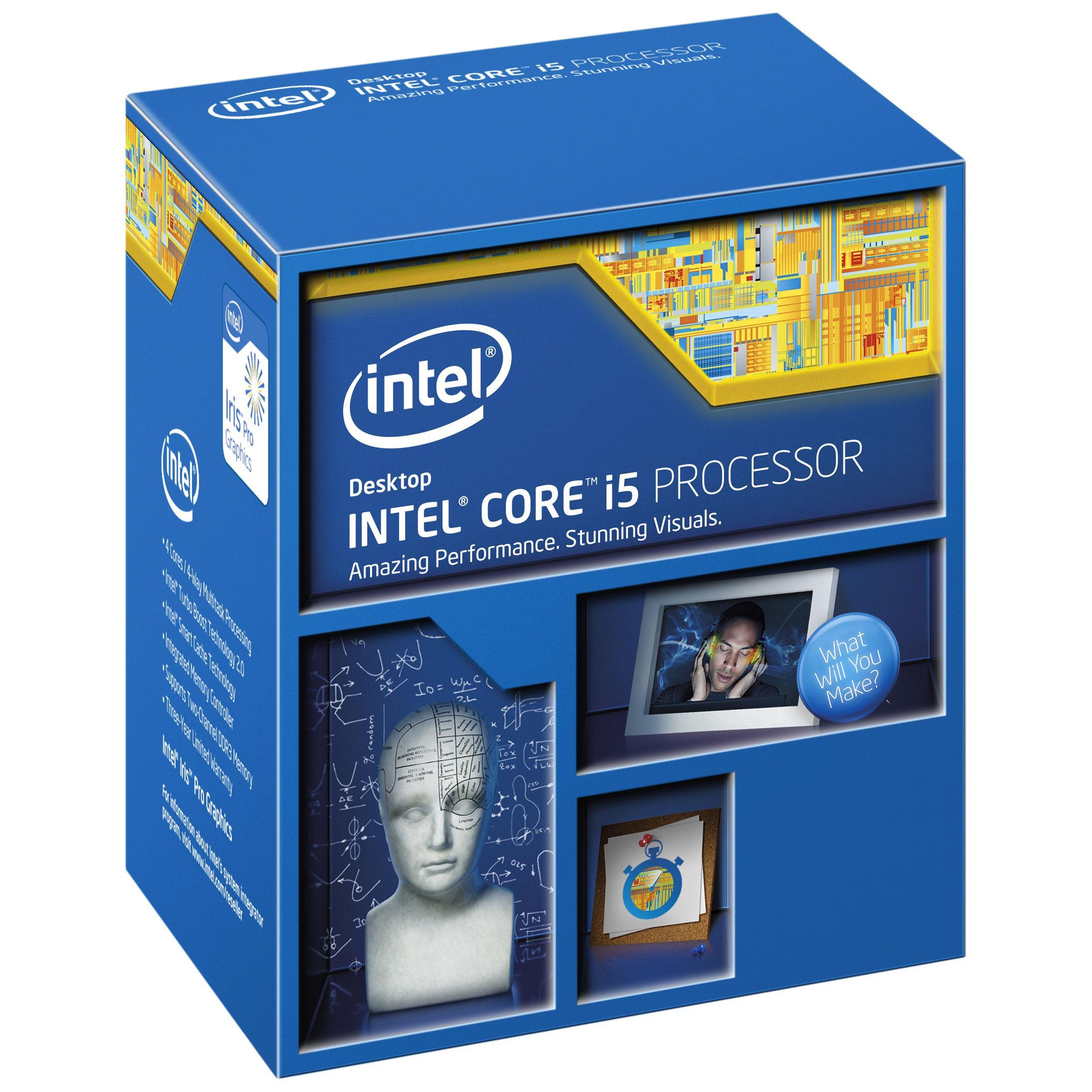 Processeur Intel Core i5-5675C 3.1 GHz