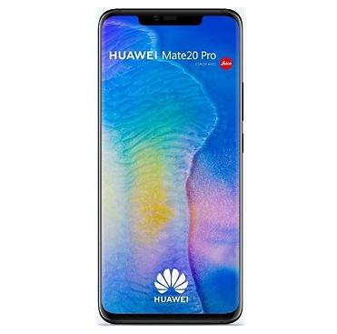 Smartphone 6.3 Huawei Mate 20 Pro - 128 Go (Reconditionné - vendeur tiers)