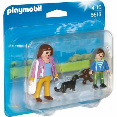 Playmobil 5513 Duo Maman et Enfant