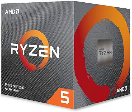 Processeur Ryzen 5 3600X Wraith Spire Edition - 3,8/4,4 GHz