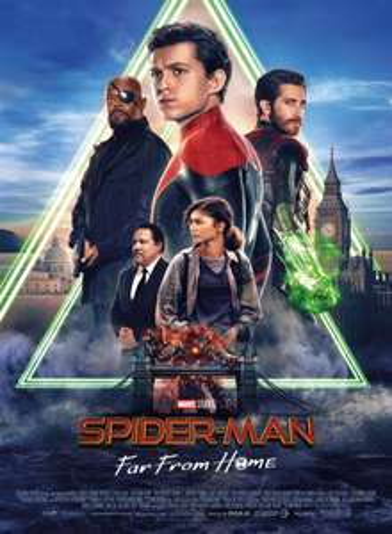 [Abonnés Free] Film Spider-Man Far From Home HD ou SD offert à la demande (VOD)