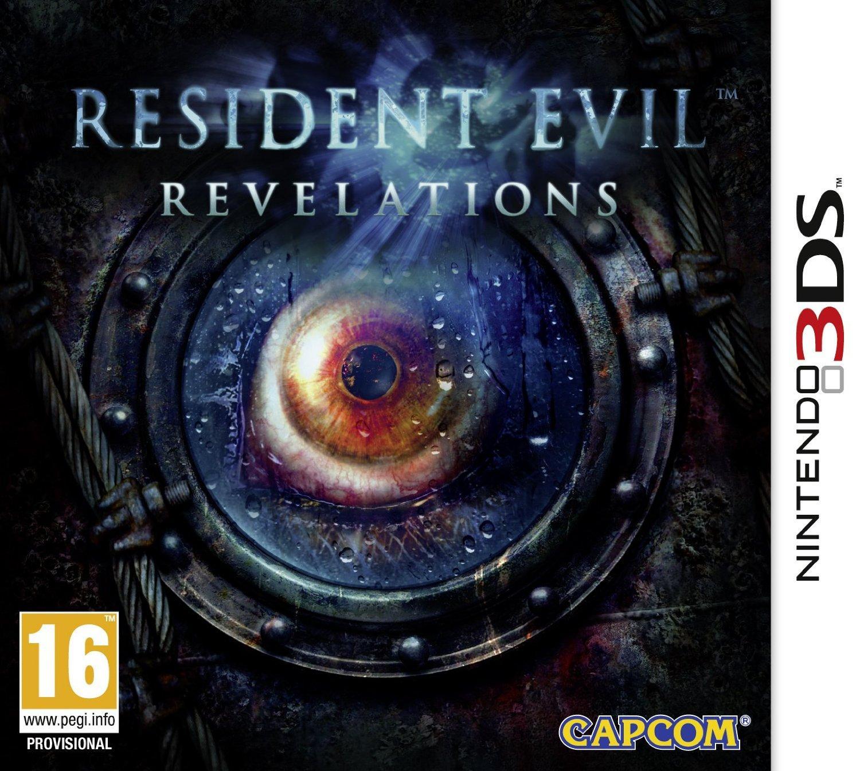 Resident Evil Revelations sur Nintendo 3DS