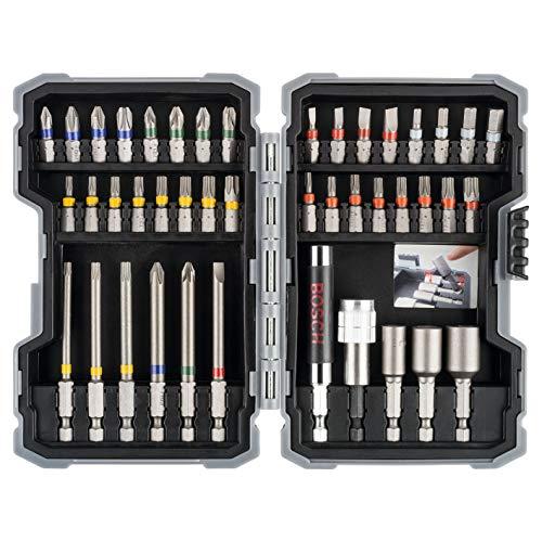 Coffret d'embouts et douilles Bosch 2607017164 - 43 pièces