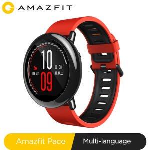 Montre connectée Xiaomi Huami Amazfit Pace (48.84€ via coupon)
