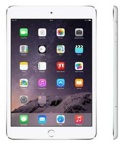 Tablette Apple iPad Mini 3 16 Go Wi-Fi + Cellular - Argent