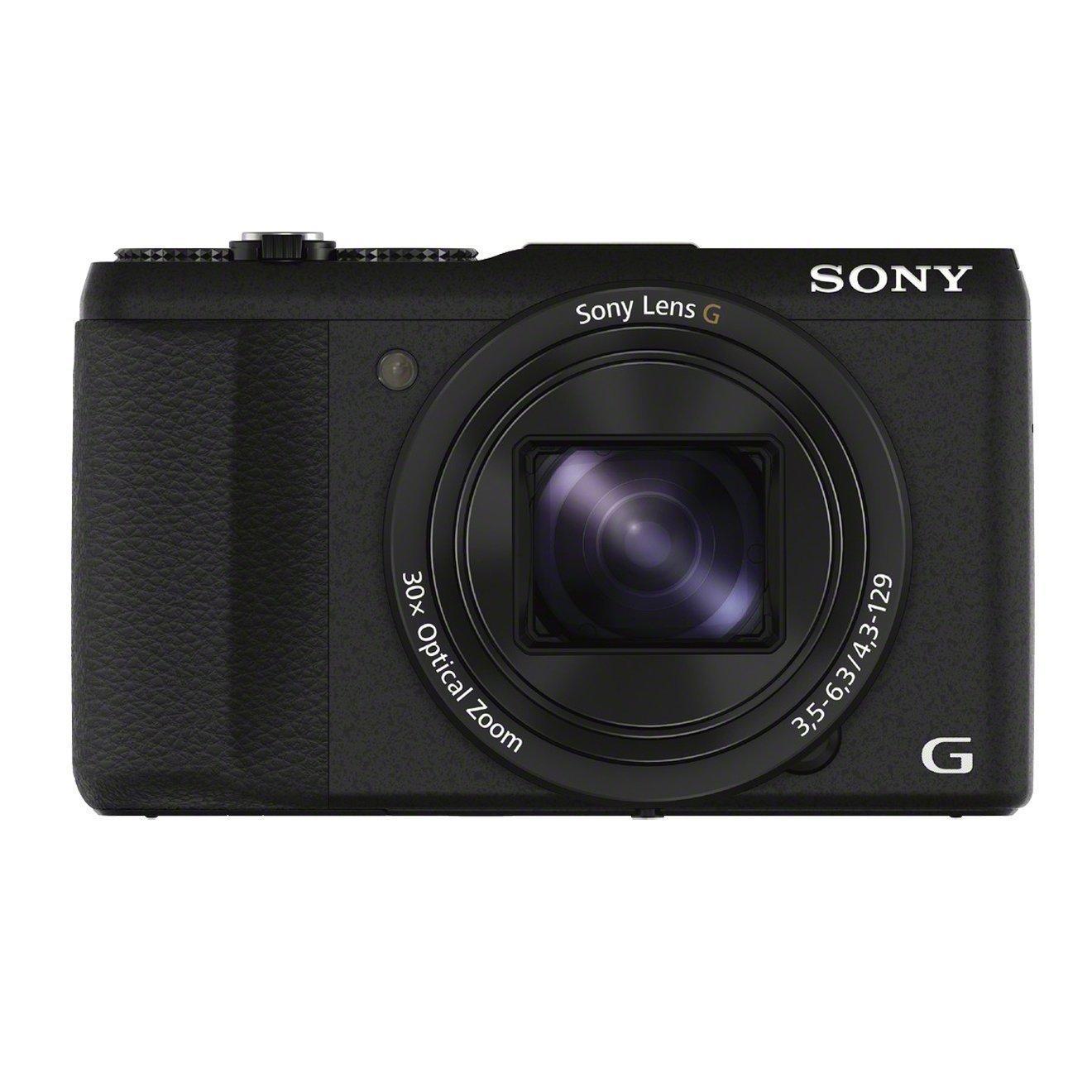 """Appareil photo 3"""" Sony DSC-HX60V 20,4 Mpix, Zoom optique 30x, Wi-Fi/HDMI/USB"""