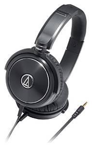 Casque Hi-Fi Audio Technica ATHWS99 Jack 3,5 mm Noir