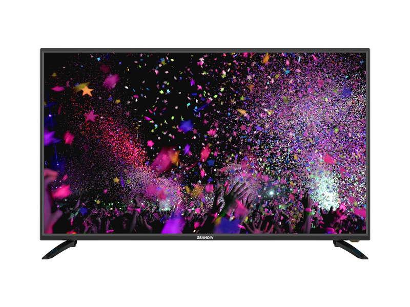 """TV 43"""" Grandin UD43LGB201 - UHD 4K, 2HDMI / 2 USB"""