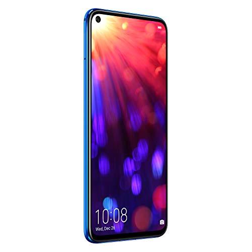 "Smartphone 6.4"" Huawei Honor View 20 - Bleu, 256Go, RAM 8Go (Vendeur Tiers)"