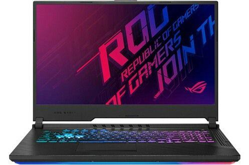 "PC Portable 17.3""Asus STRIX3-G-G731GU-H715 - Full HD 120 Hz, i7-9750H, 16 Go RAM, 512 Go SSD, GTX 1660 Ti, W10 (+30€ en carte cadeau)"