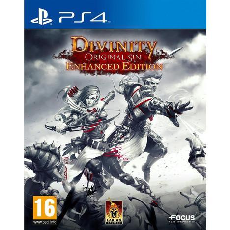 Divinity Original Sin Enhanced Edition sur PS4