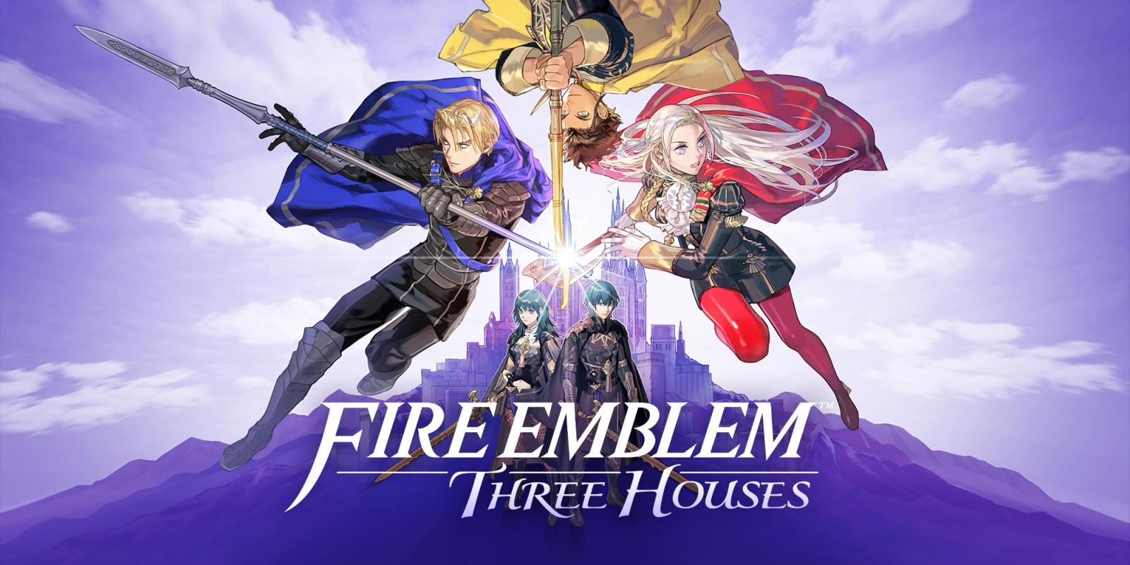 Jeu Fire Emblem : Three Houses sur Nintendo Switch (Dématérialisé)