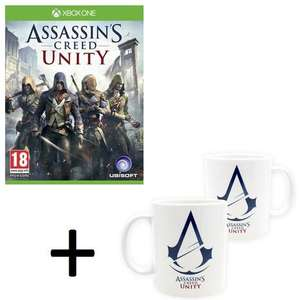 Assassin's Creed Unity Edition Spéciale Xbox One + Mug Assassin's Creed