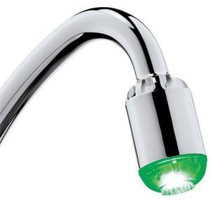 Mousseur à LED à variation de couleur pour robinet (fonctionne sans pile)