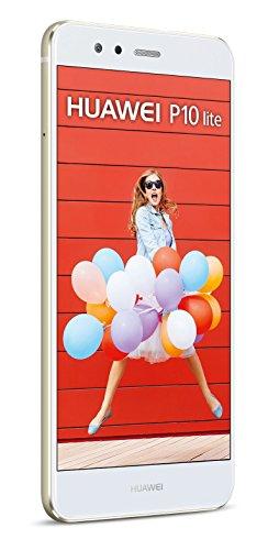 "Smartphone 5.2"" Huawei P10 Lite Blanc - Full HD IPS, Kirin 658, 4 Go RAM, 32 Go"