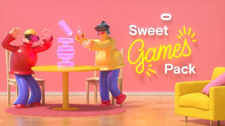 Pack de 4 Jeux: Dance Central, OrbusVR: Reborn, Sports Scramble, Rush sur Oculus Rift (Dématérialisé - Oculus Rift Store)