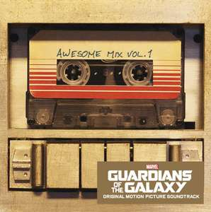 Album Vinyle Guardians of the Galaxy: Awesome Mix Vol. 1