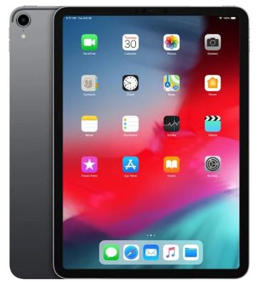 """Tablette tactile 11"""" Apple iPad Pro 11 - 2388x1668 Retina, A12X, 6 Go de RAM, 64 Go (719.55€ avec le code FEBSHOT12)"""