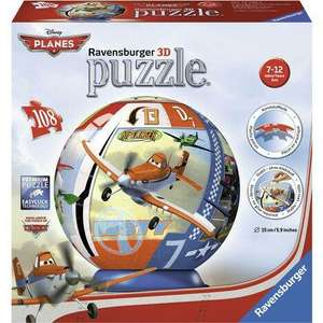 Jusqu'à 80% de réduction sur une sélection de jeux-jouets - Ex : Puzzle 3d planes 108 pièces