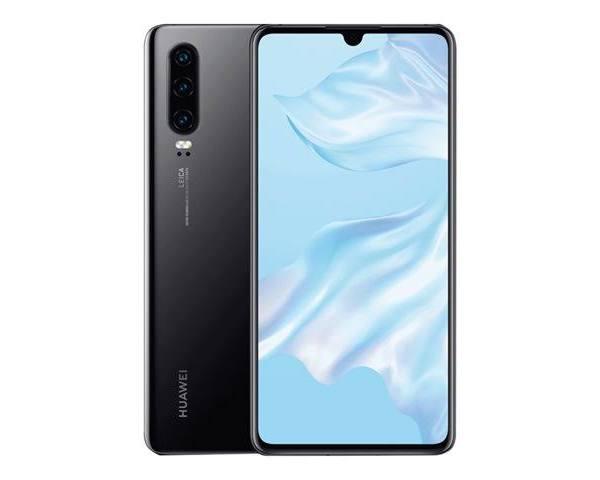 "Smartphone 6.1"" Huawei P30 - 128 Go (379,20€ avec le code FEBSHOT12)"