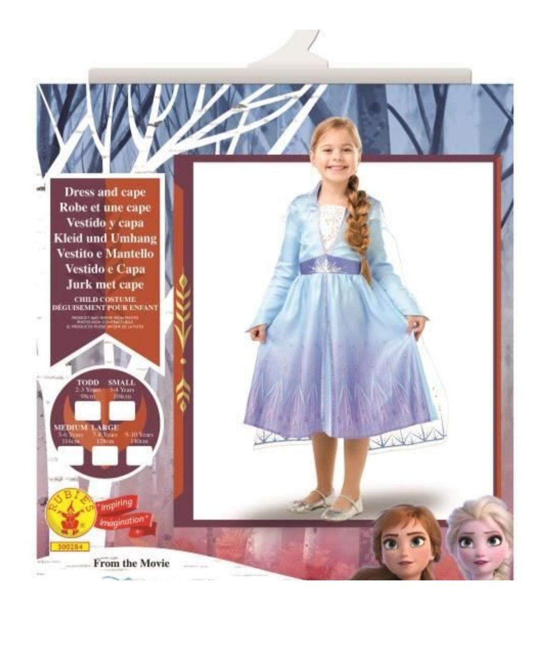 Un déguisement acheté = 1 offert - Ex: 2 Déguisements classique Elsa