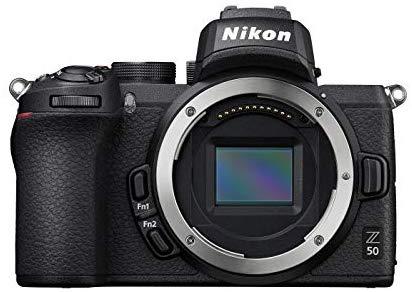 Appareil photo hybride Nikon Z50 - Boîtier nu