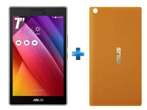 "Tablette 7"" Asus ZenPad  - 16 Go - Wifi - Noir + ZenCase Orange"