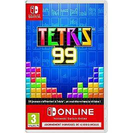 Tetris 99 sur Nintendo Switch