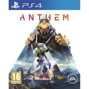 Jeu Anthem sur PS4