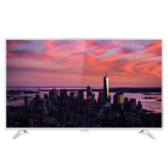 """TV Thomson 55"""" 55UA6406W UHD Blanc (ODR 130€)"""