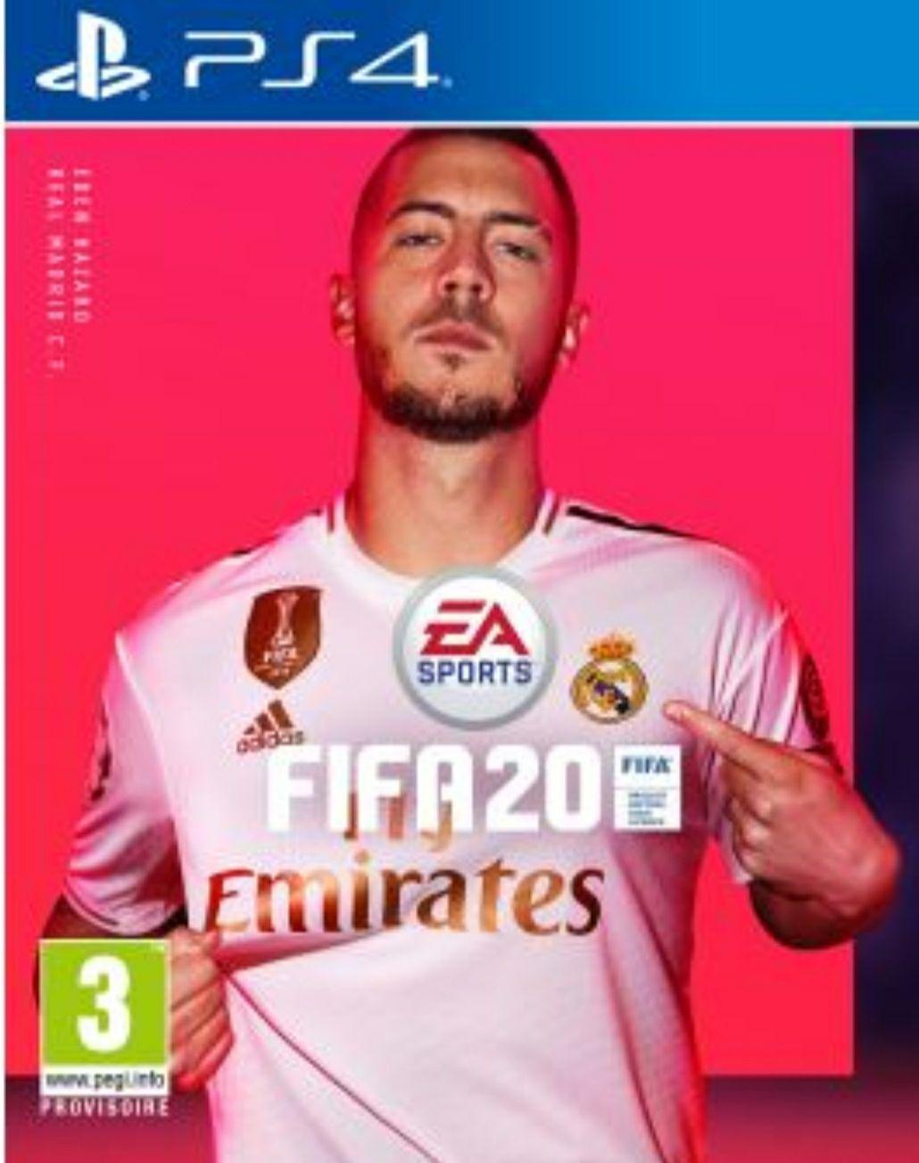 Fifa 20 sur PS4 (Dématérialisé)