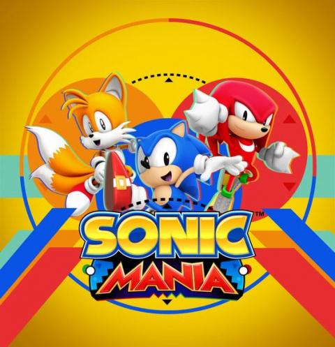 Jeu Sonic Mania sur Nintendo Switch (Dématérialisé - eShop Russe)