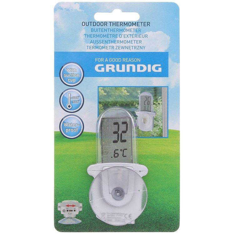 Thermomètre extérieur Grundig