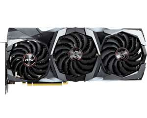 Carte graphique MSIGeForce RTX 2080 Ti GAMING X Trio - 11Go (Frontaliers Suisse)