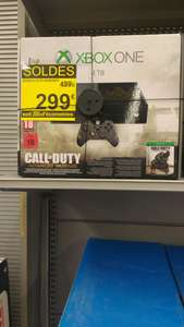Pack Console Xbox one 1 To + Jeu Call Of Duty Advanced Warfare