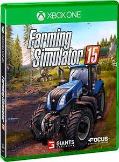 Farming Simulator 15 sur Xbox One ou PS4