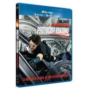 Blu-ray Mission Impossible : Protocole fantôme