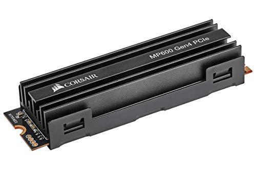 SSD interne NVMe M.2. Corsair Force MP600 PCIe Gen4 - 500 Go